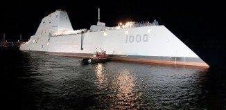 Niszczyciel DDG-1000 klasy Zumwalt