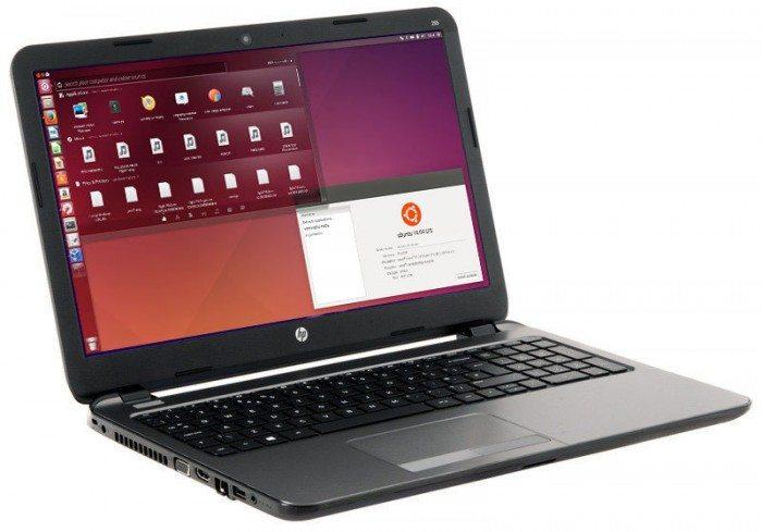 HP 255 - wygląd