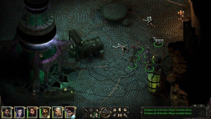 Pillars of Eternity - Laboratorium