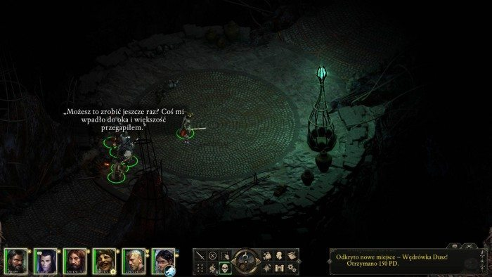 Pillars of Eternity - Podziemia