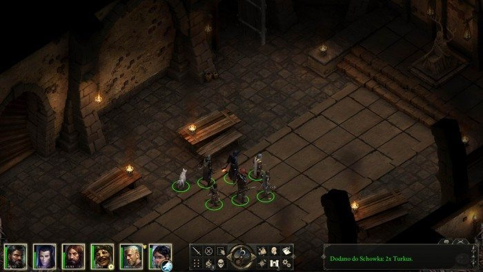 Pillars of Eternity - Warownia po