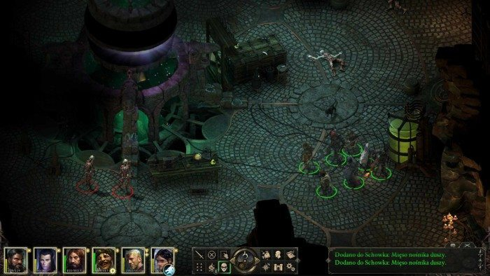 Pillars of Eternity - Zombie
