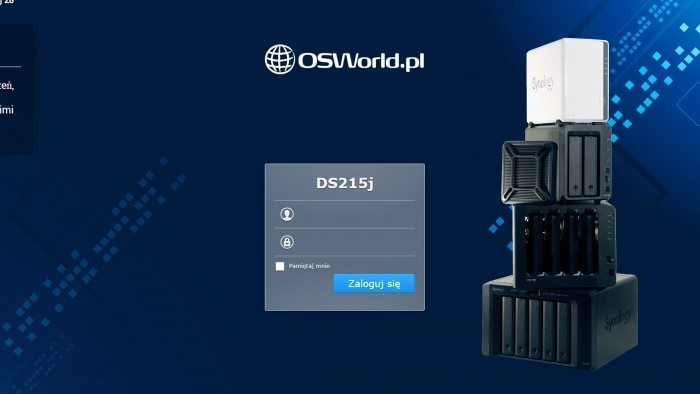 Synology DiskStation Manager