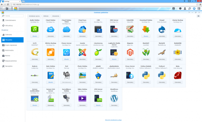 Synology EDS14