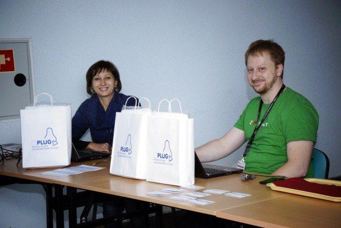 dBConf 2014 -  Joanna Grzesista i Robert Partyka