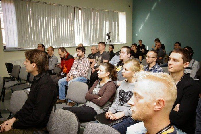 dBConf 2014 -  uczestnicy