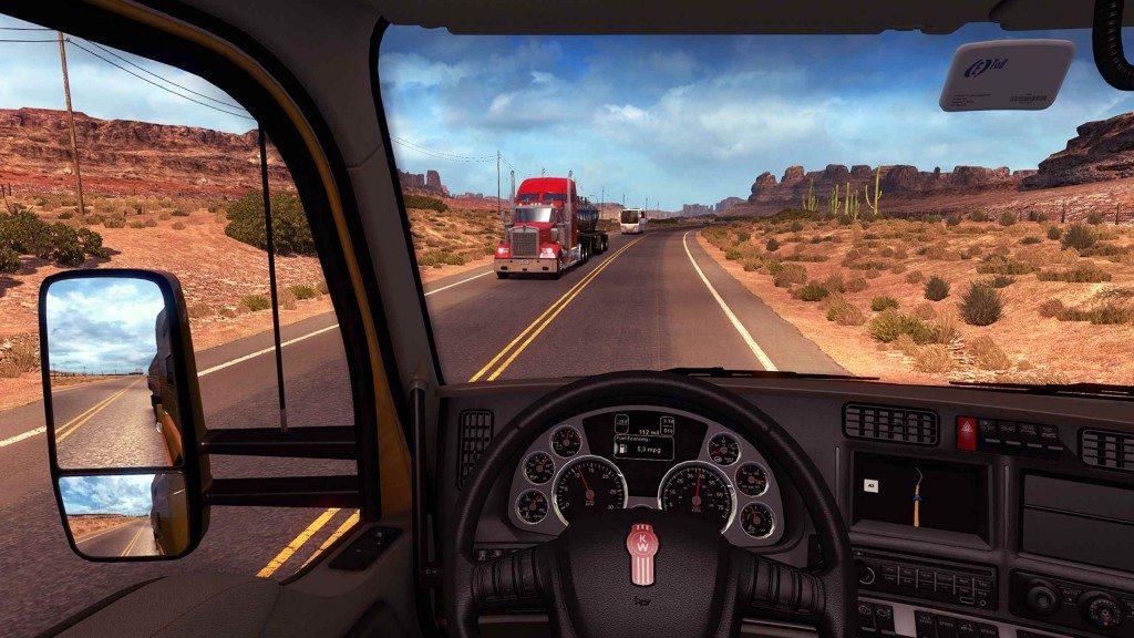 American Truck Simulator - Autostrada