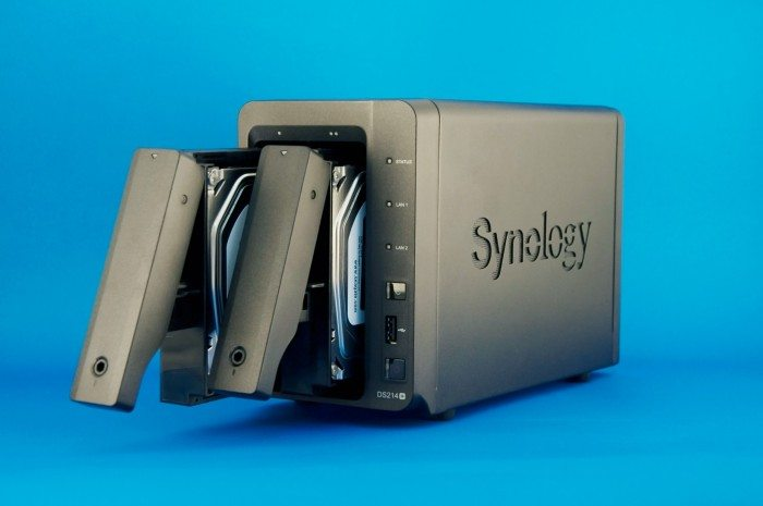 Synology DS214+