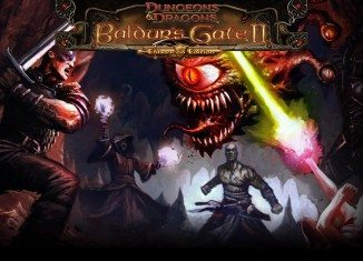 Baldur's-Gate II: Enhanced Edition