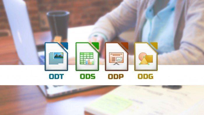 Dokumenty, ODF, Open Document Format, OpenDocument