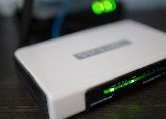 Router, sprzęt