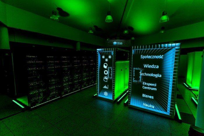 Superkomputer Tryton