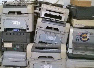 Drukarki, drukarka, sprzęt