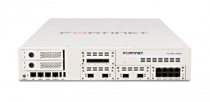Fortinet FortiWeb 4000E