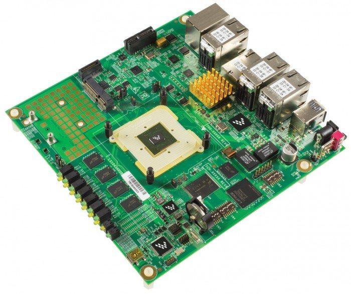 Modem internetowy QorIQ LS1043A