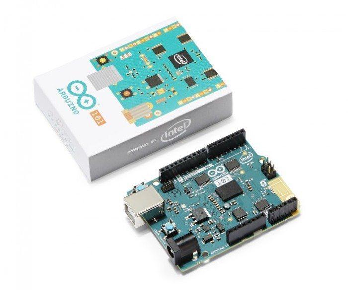 Arduino 101 i Genuino 101
