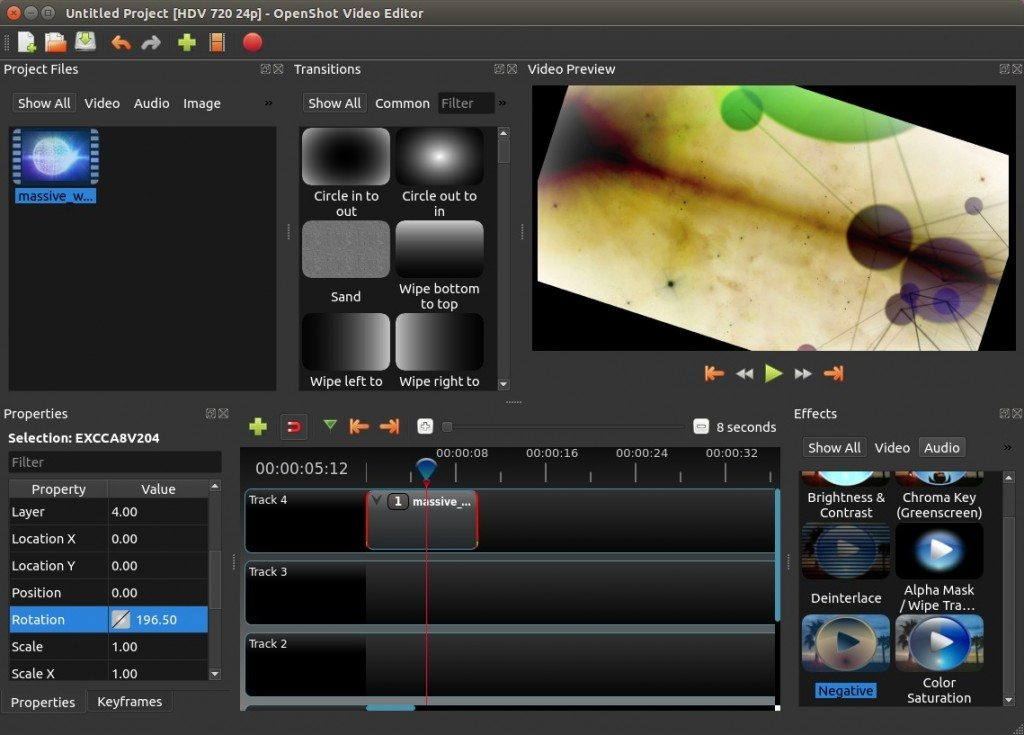 OpenShot 2.0 beta