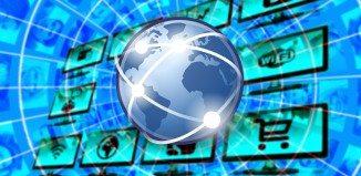 Przeglądarka internetowa, internet