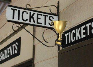 Konkurs, wejściówki, bilety