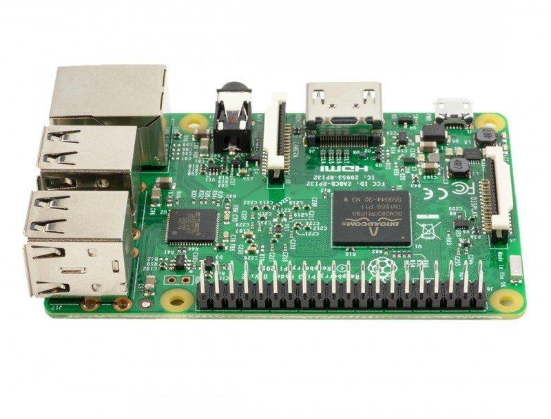 Raspberry pi model b os download
