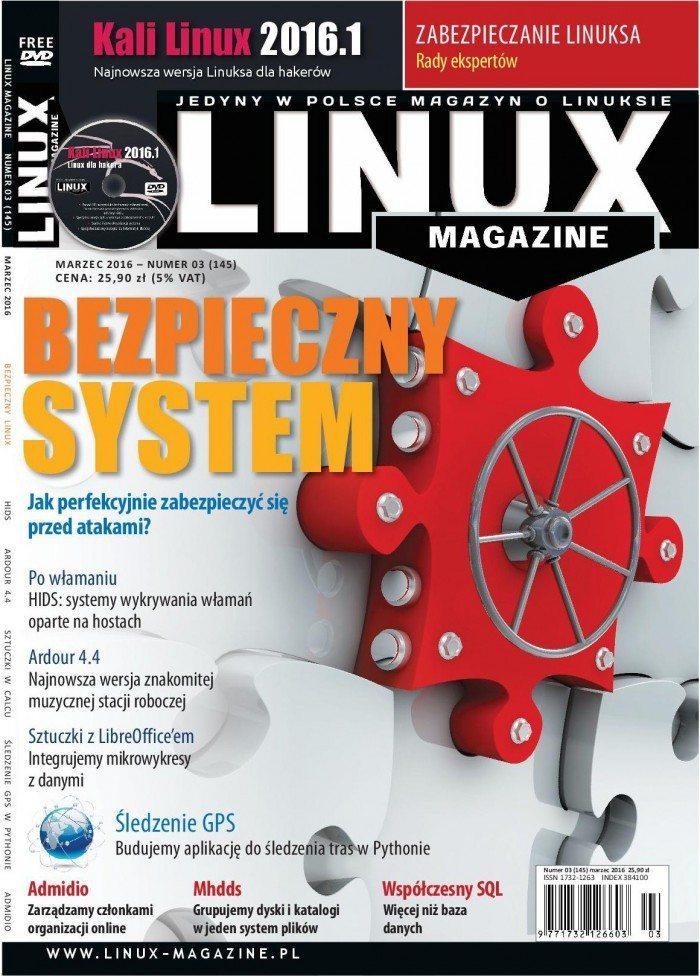 Linux Magazine - numer 145