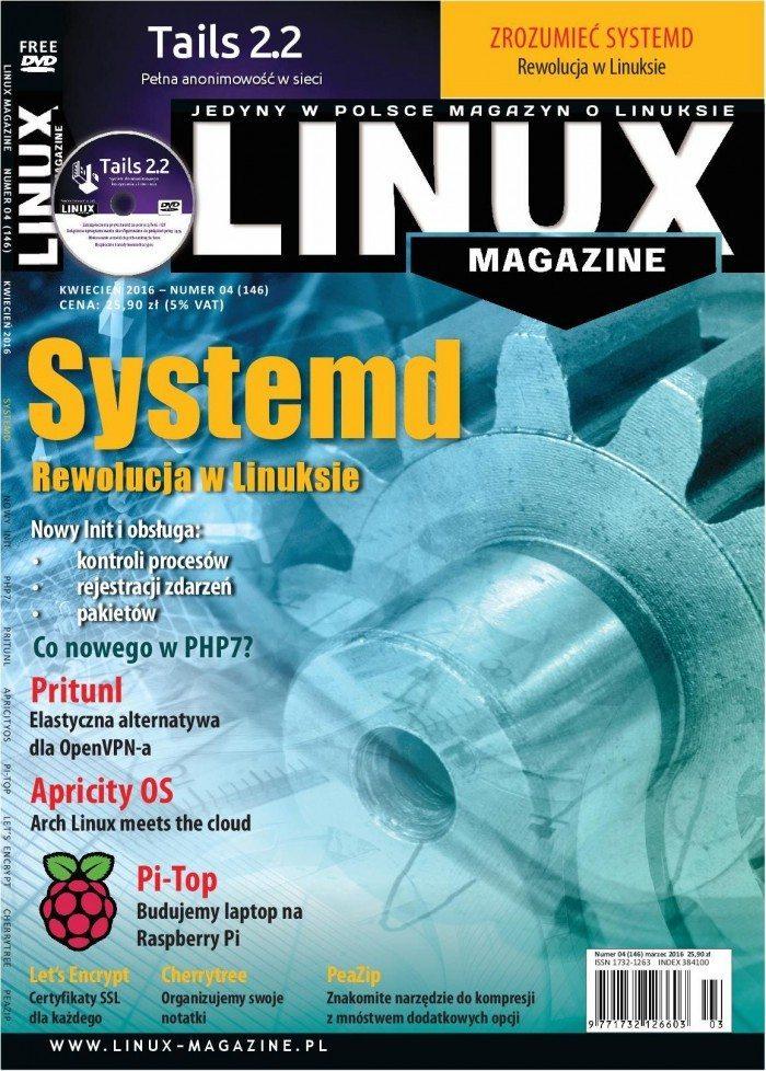 Linux Magazine - numer 146