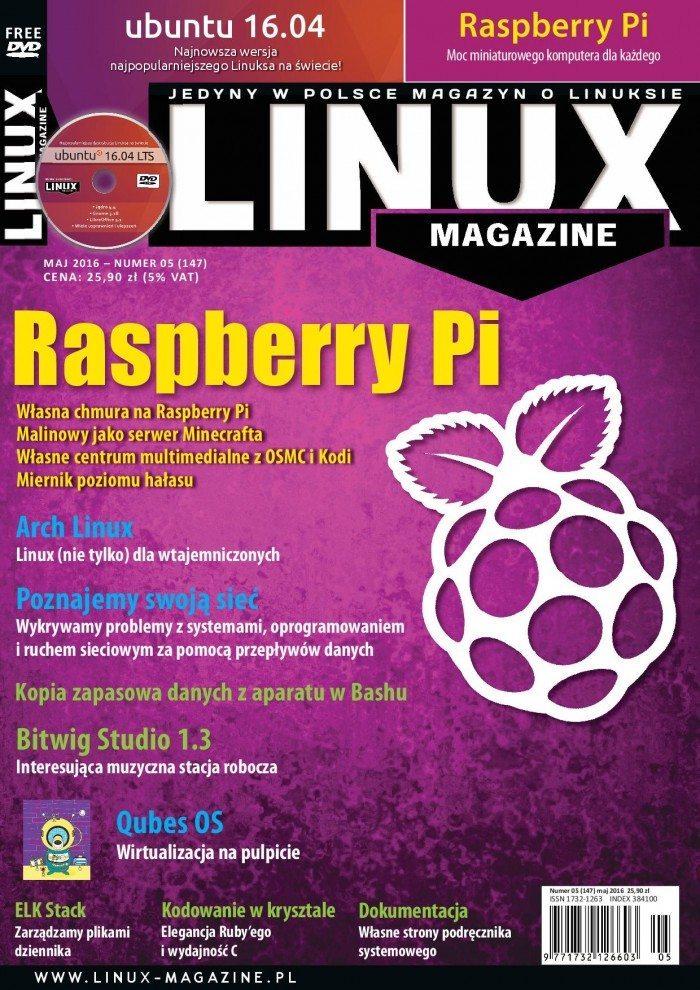 Linux Magazine - numer 147