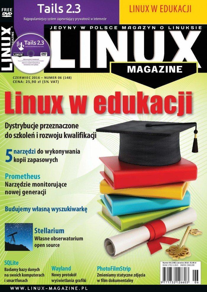 Linux Magazine – numer 148