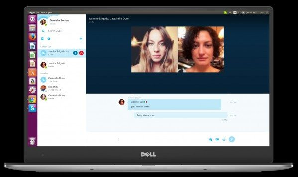 Skype for Linux Alpha
