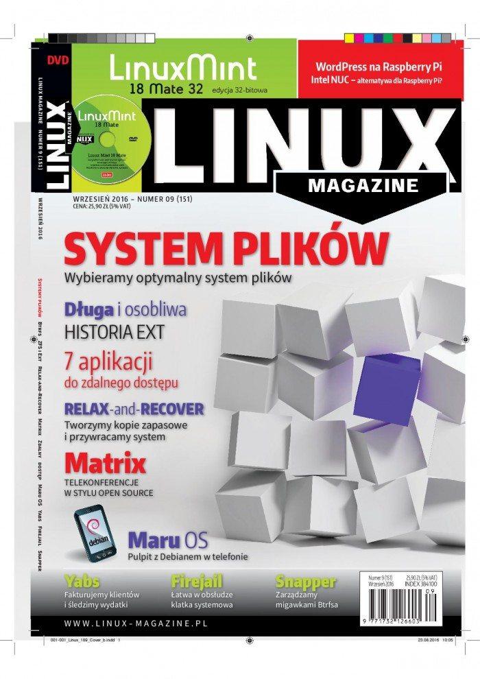 Linux Magazine - numer 151