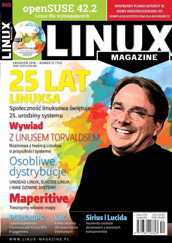 Linux Magazine - numer 154