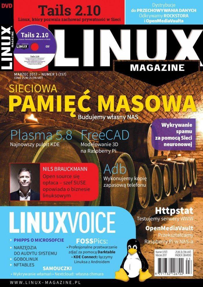 Linux Magazine - numer 157