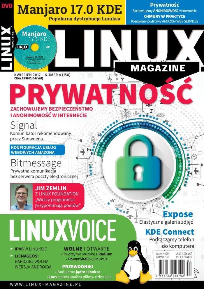 Linux Magazine - numer 158