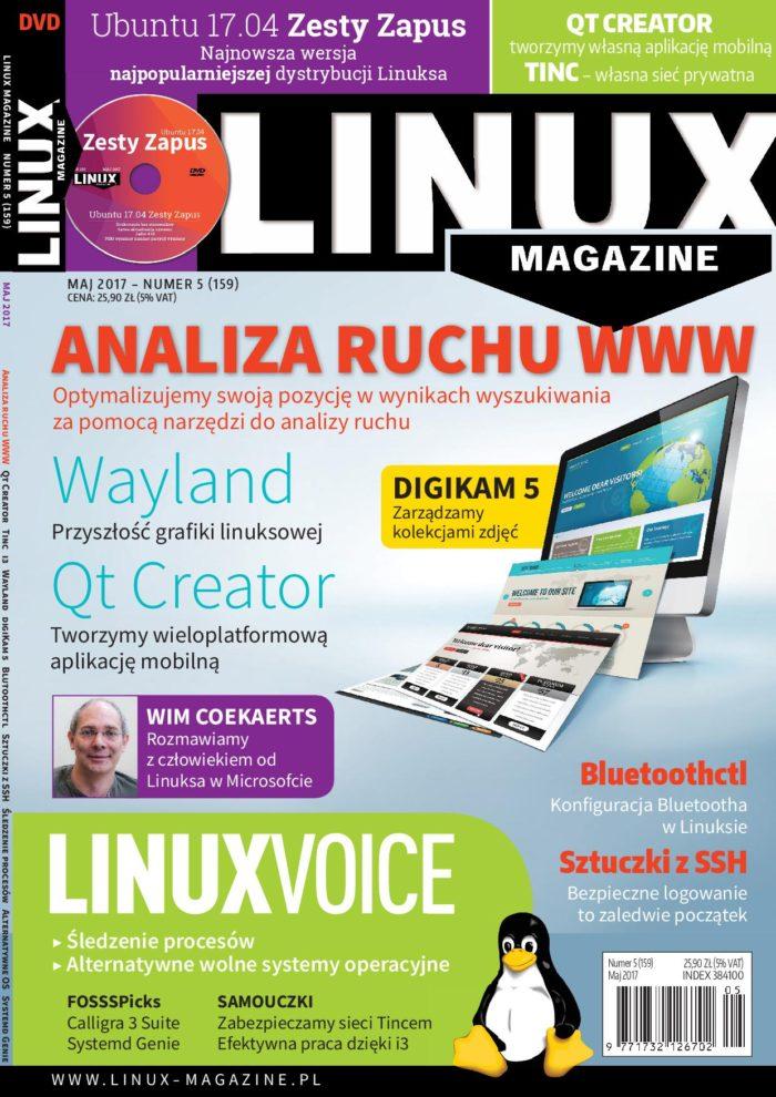 Linux Magazine - numer 159