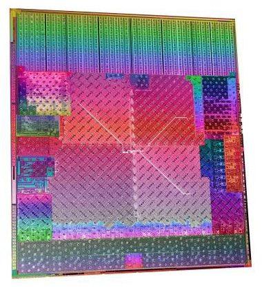 AMD Bobcat Die