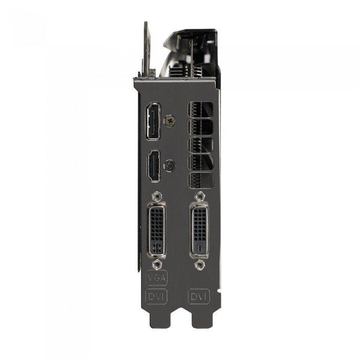 ASUS Strix GTX 970 - porty