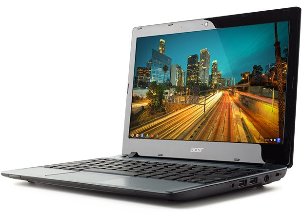 Acer A7 z ChromeOS