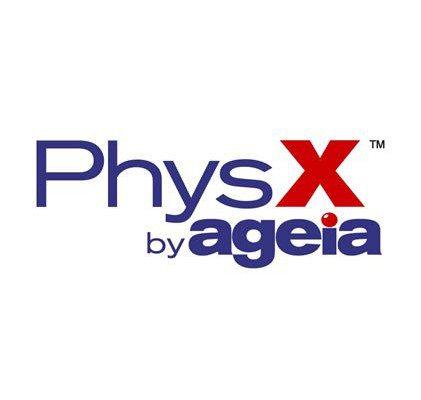 Ageia i PhysX
