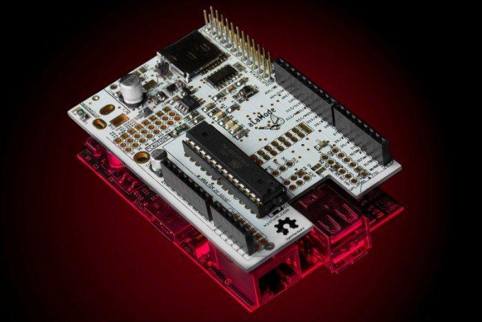 AlaMode z Raspberry Pi