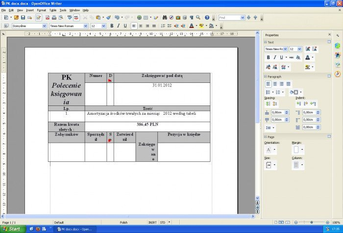 Apache OpenOffice 4 Nightly - 14.04.2013