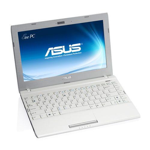 Asus Eee PC 1225C - wersja biała