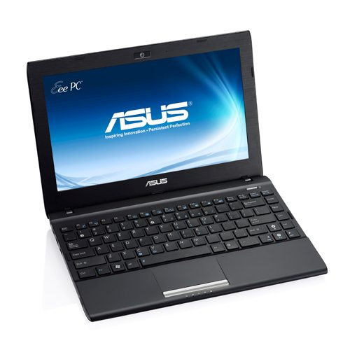 Asus Eee PC 1225C - wersja czarna