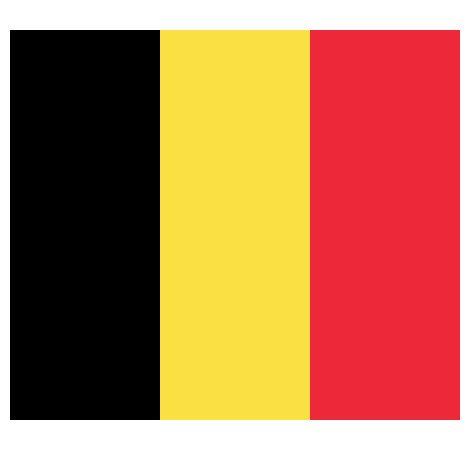 Belgia - flaga