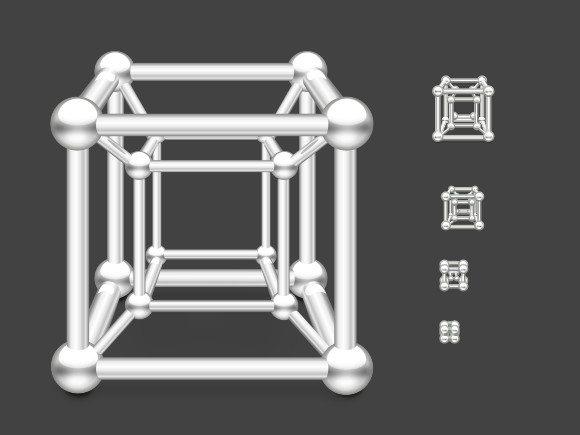 Blender, jako narzędzie do tworzenia ikon dla GNOME - GNOME Boxes