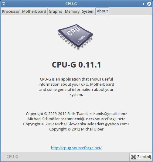 CPU-G - about