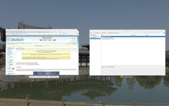 Cairo-Dock 3.3 - współpraca z Cinnamon