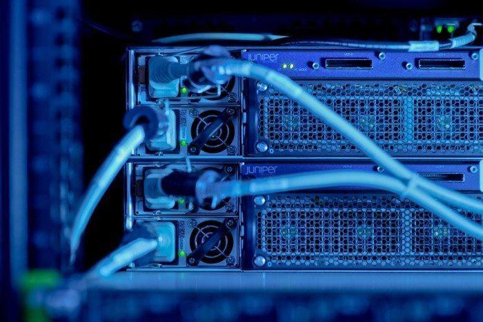 Centrum Informatyczne Świerk - Firewall sprzętowy