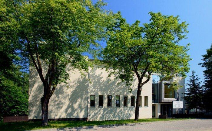 Centrum Informatyczne Świerk - budynek 4