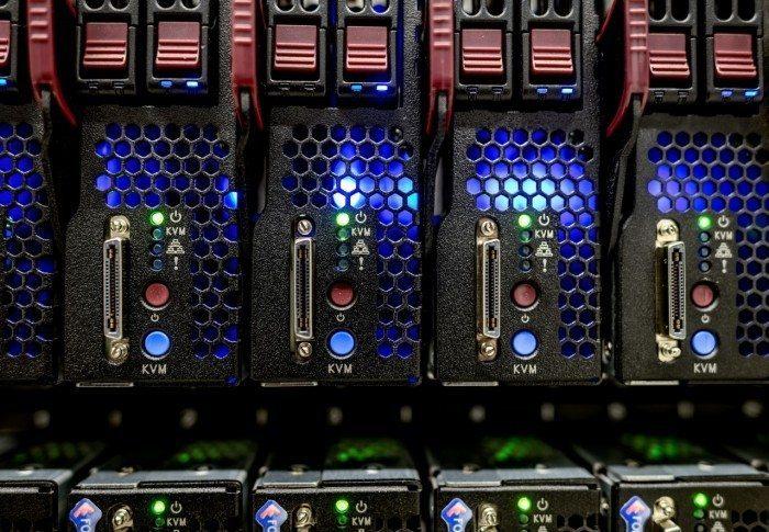 Centrum Informatyczne Świerk - serwery kasetowe 3