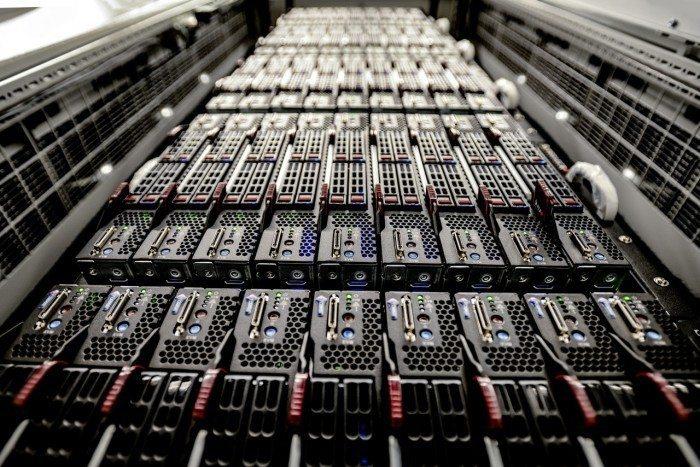 Centrum Informatyczne Świerk - serwery kasetowe 4